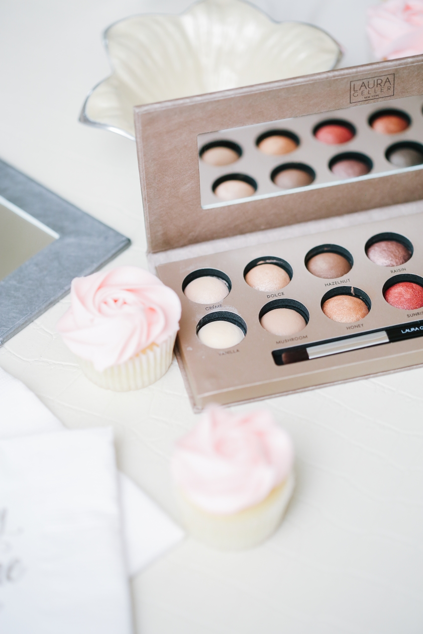 Laura Geller Baked EyeShadow Pallette on Fashionable Hostess