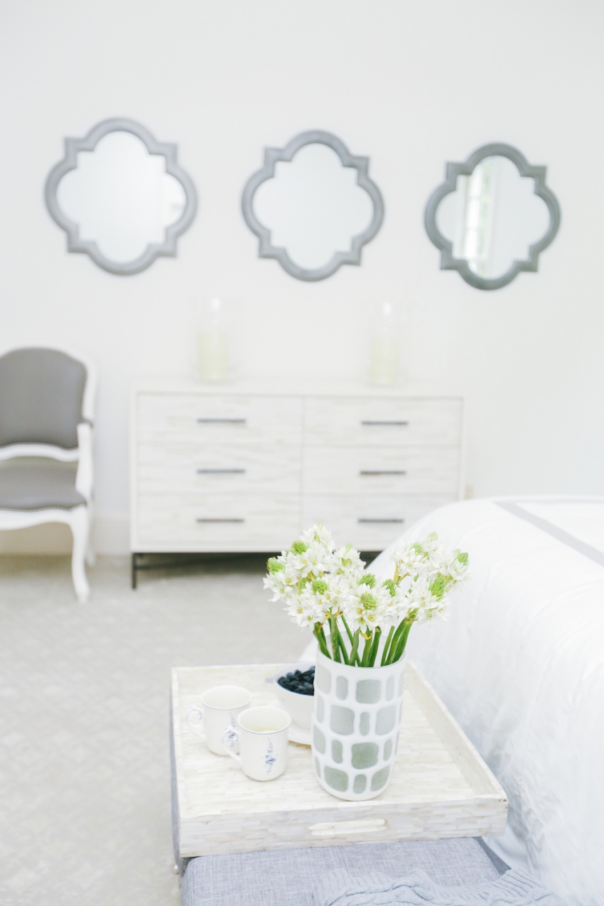 Guest Bedroom Reveal on FashionableHostess
