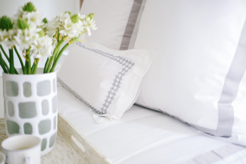 Guest Bedroom Reveal on FashionableHostess 9