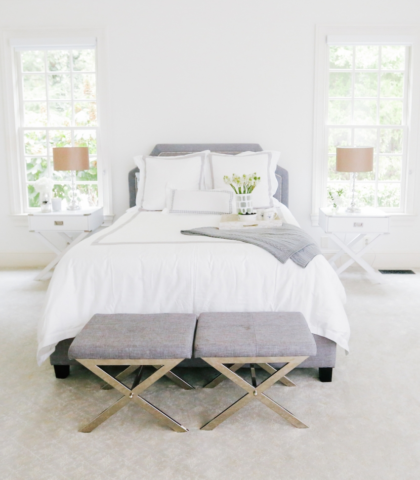 Guest Bedroom Reveal on FashionableHostess 4