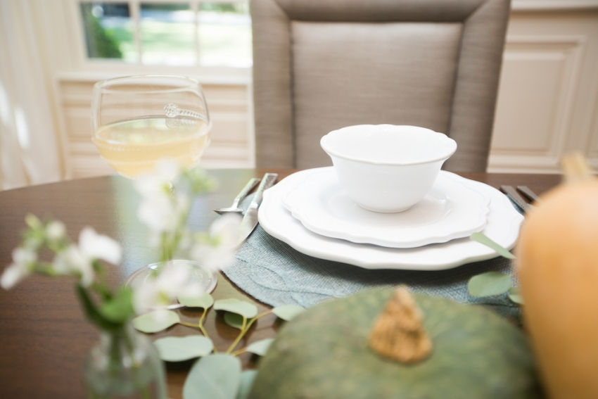 Fall Dinner Party Ideas BY Fashionable Hostess
