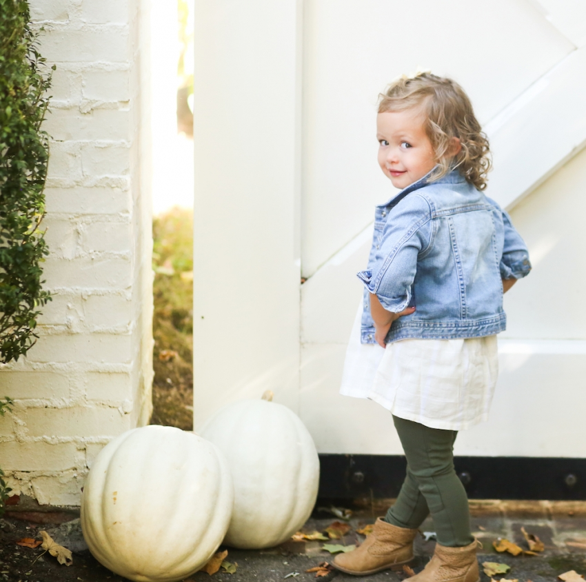 Reese in Old Navy September 2015