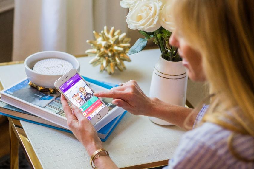 Using RetailMeNot by Fashionable Hostess