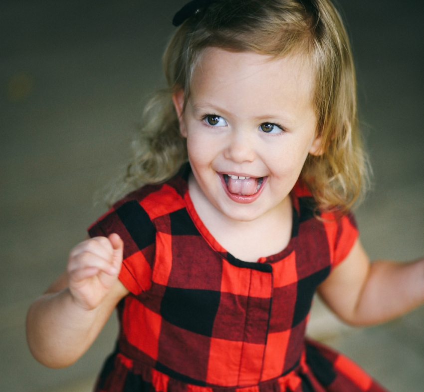 Little red plaid dress by Old Navy on Fashionable Hostess6