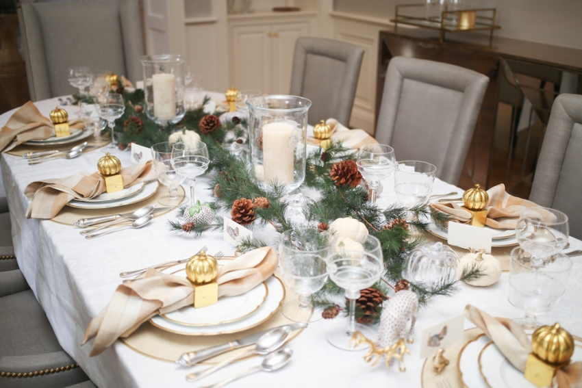 Style your Table for Thanksgiving with Fashionable Hostess + StyleBluePrint Nashville 8