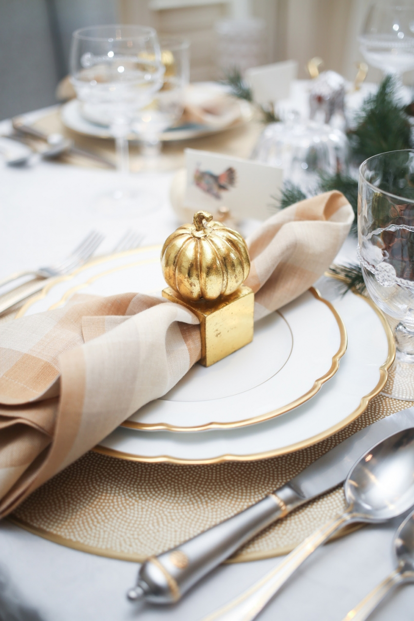 Style your Table for Thanksgiving with Fashionable Hostess + StyleBluePrint Nashville 9