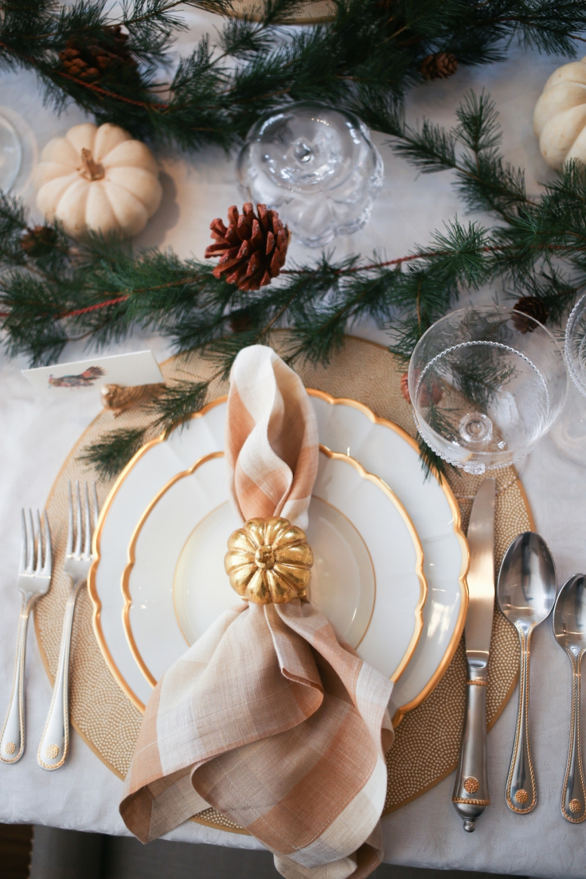 Style your Table for Thanksgiving with Fashionable Hostess + StyleBluePrint Nashville 10