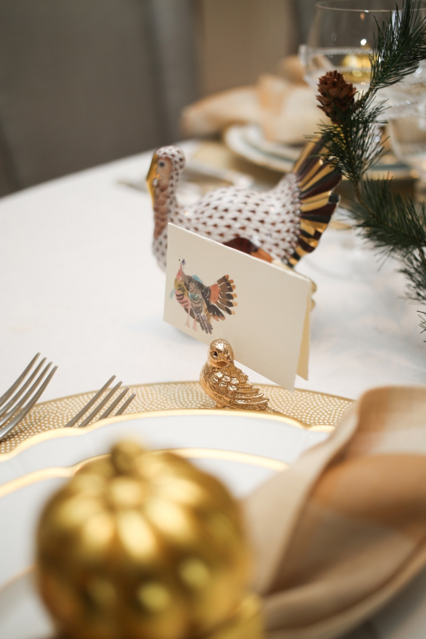 Style your Table for Thanksgiving with Fashionable Hostess + StyleBluePrint Nashville 12
