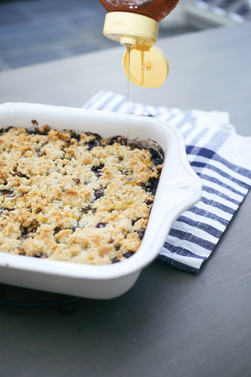 Berry cobbler by Fashionable Hostess4