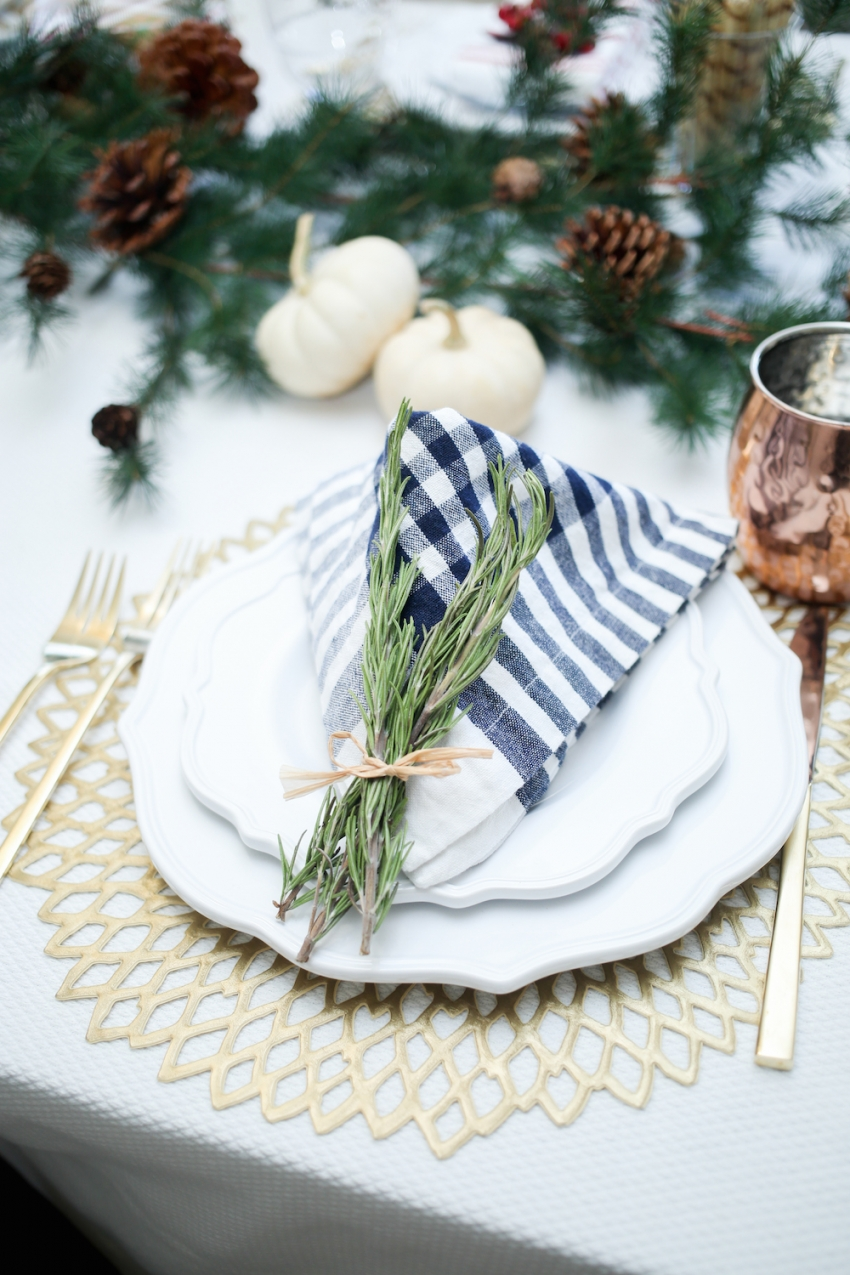 Thanksgiving TableSetting inspiration from Fashionable Hostess9