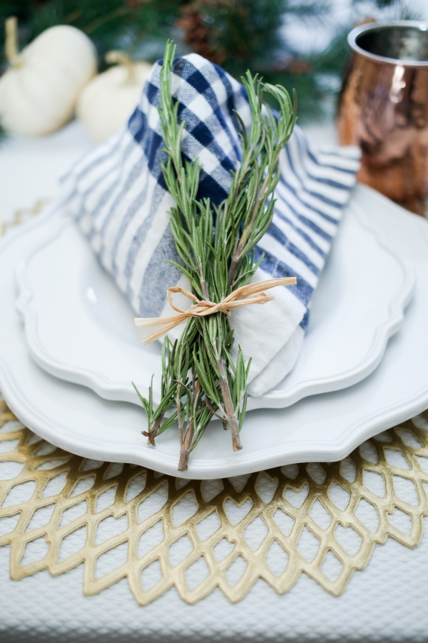 Thanksgiving TableSetting inspiration from Fashionable Hostess13