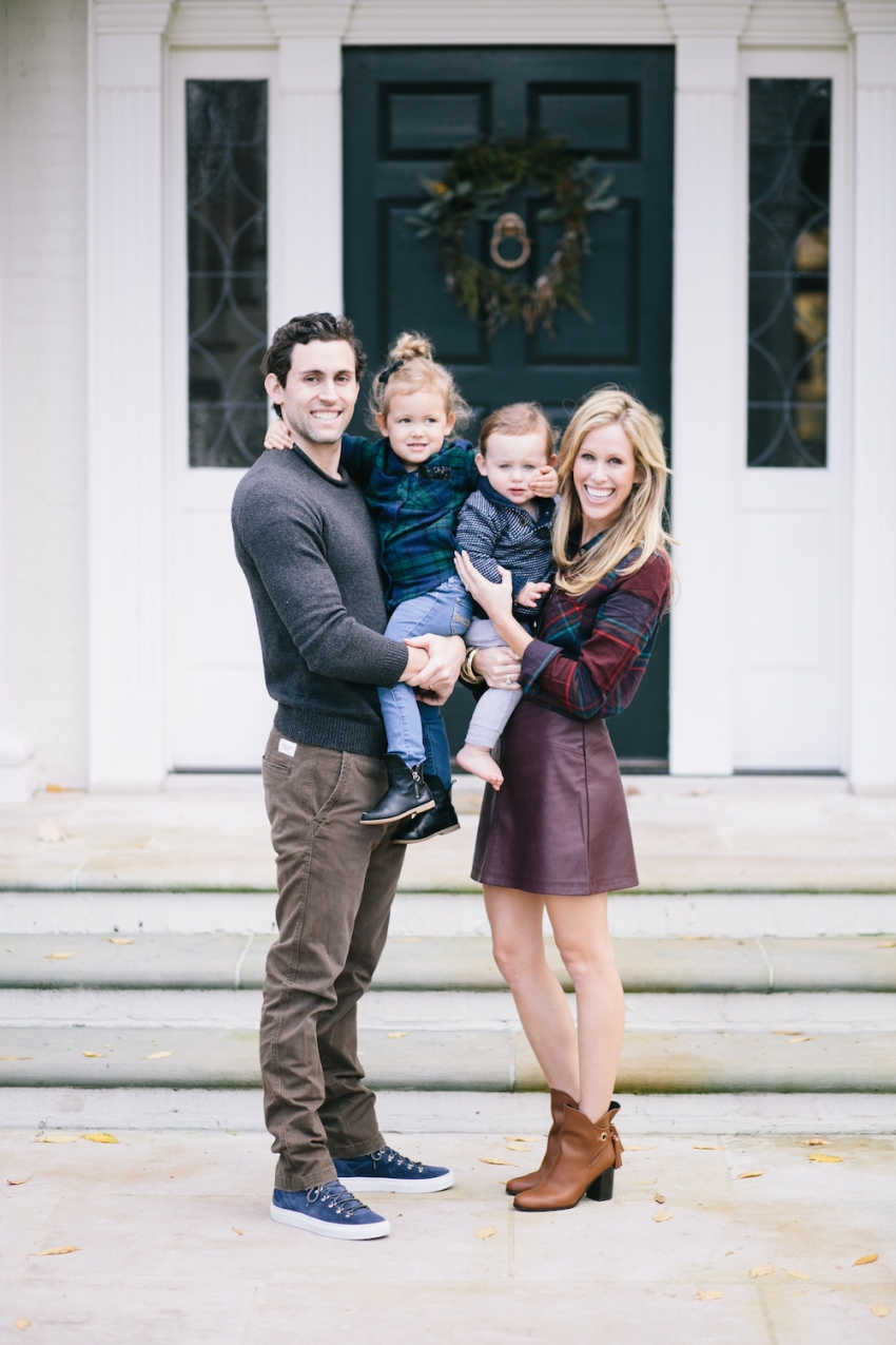 Fashionable Hostess Family Photos - Holiday 2015 - Abercrombie Junior16