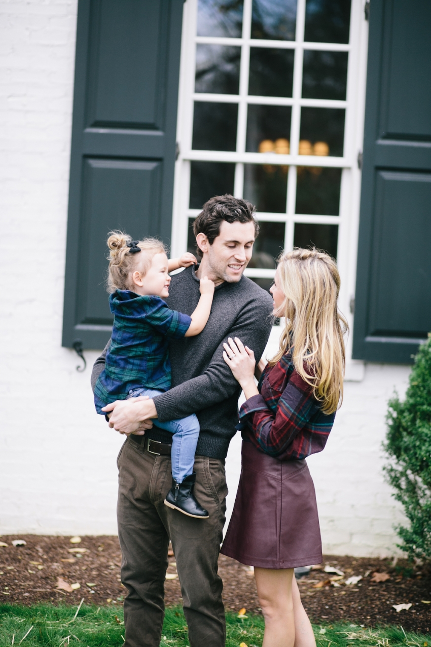 Fashionable Hostess Family Photos - Holiday 2015 - Abercrombie Junior8