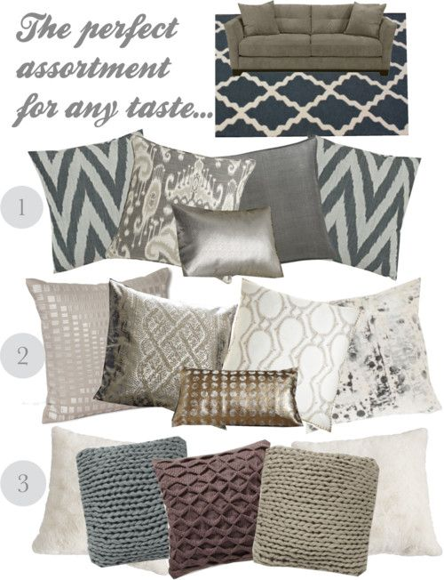 New Couch Pillow Re mendations – Fashionable Hostess