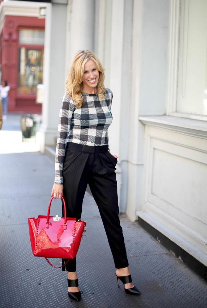 Business Casual Fashionable Hostess