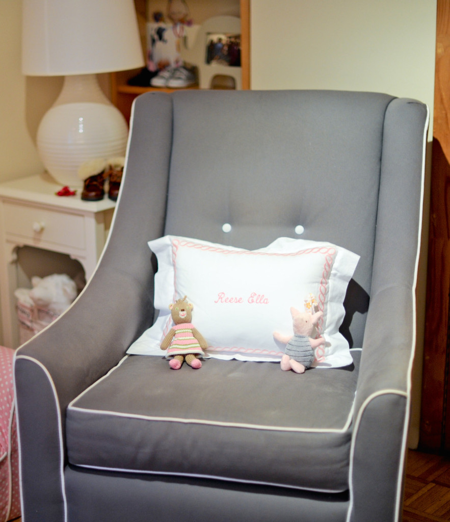 Baby Girl S Pink Nursery Fashionable Hostess