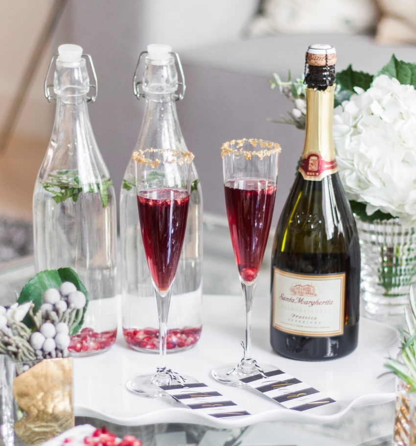 Host A Holiday Cocktail Party