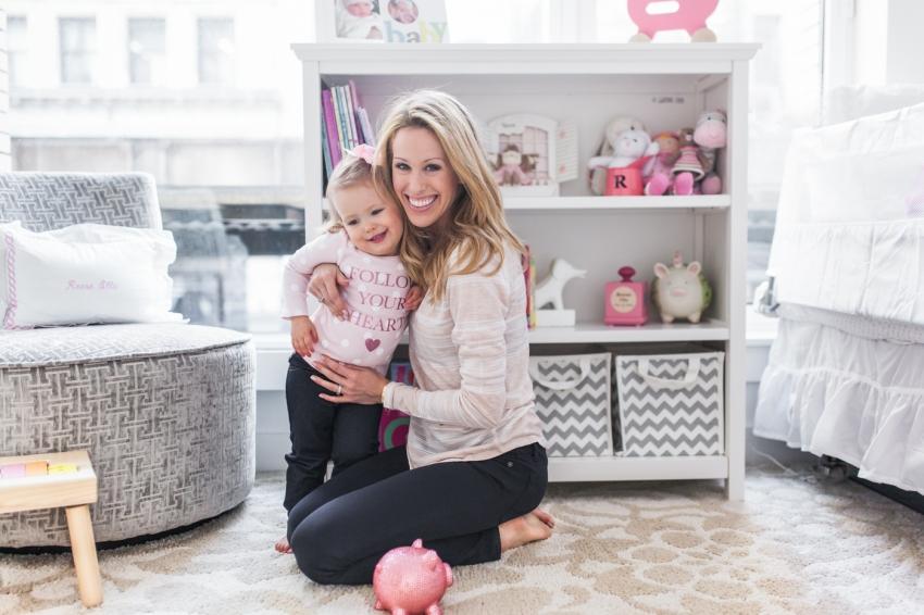 Merchandising Your Baby Girl S Nursery Shelves